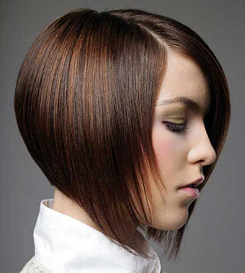 Layered Chinese Bob Hairstyle 2015