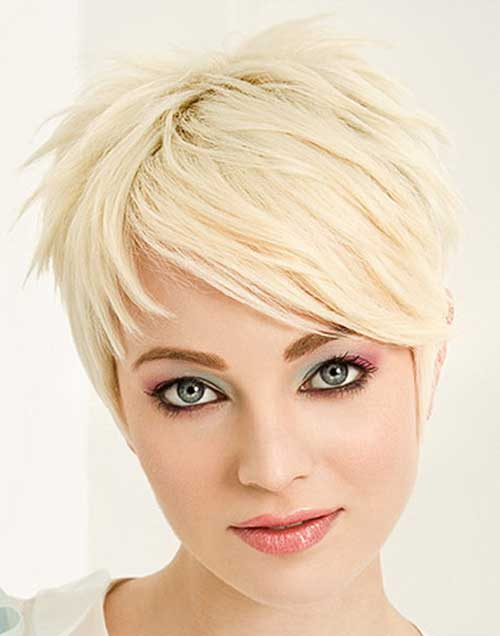 Layered Long Pixie Cut Images