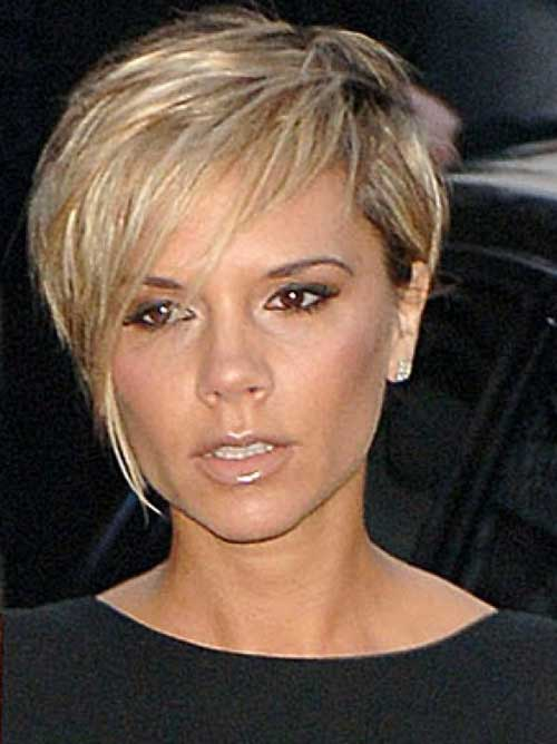 Layered Long Pixie Cuts Women