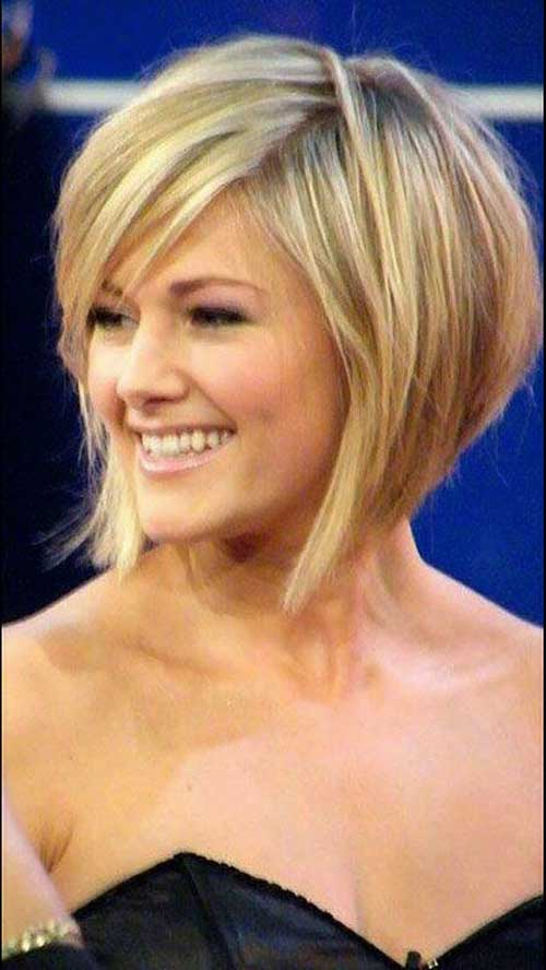 Layered Nice Bob Cuts