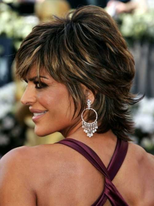 Layered Nice Short Haircuts