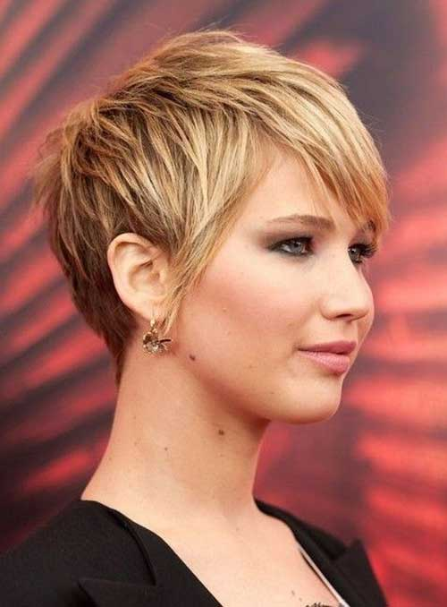 Layered Pixie Cuts 2015