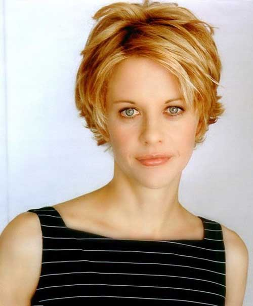 Layered Sassy Short Cut Hairstyles