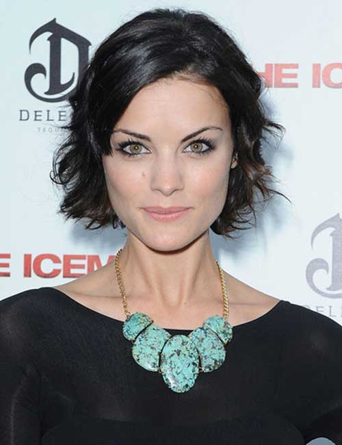 Layered Short Hairstyles 2014