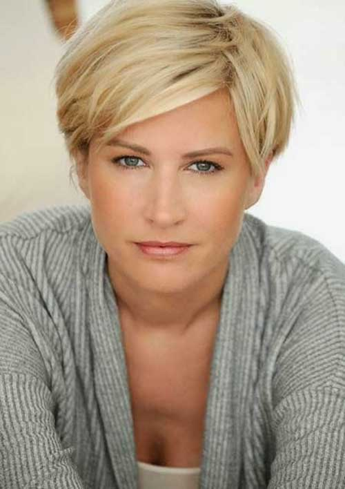 Womens Short Haircut Ideas