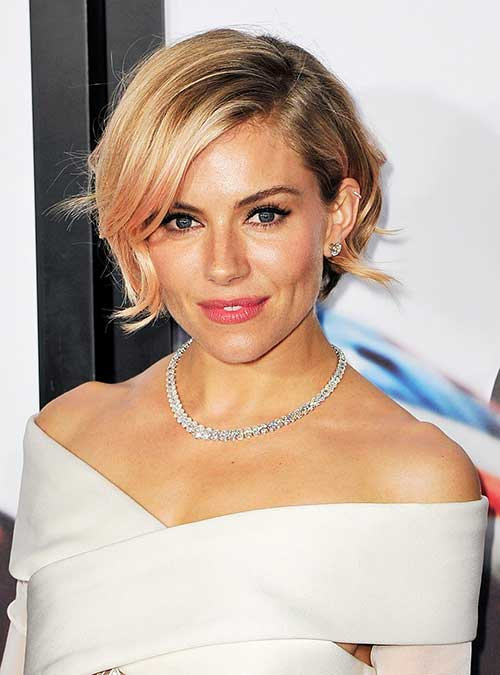 Layered Short Hair Trends 2015