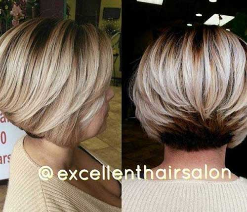 10 Short Haircuts for Straight Thick Hair