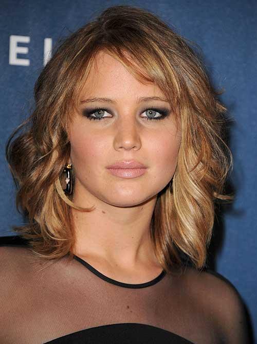 Haircut Styles For Long Thin Hair: 20 Short Layered Wavy Hairstyles