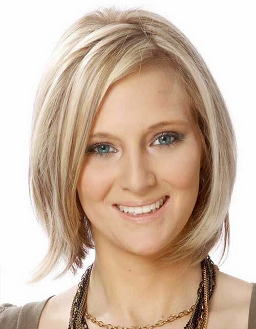 Medium to Short Bob Haircuts Styles