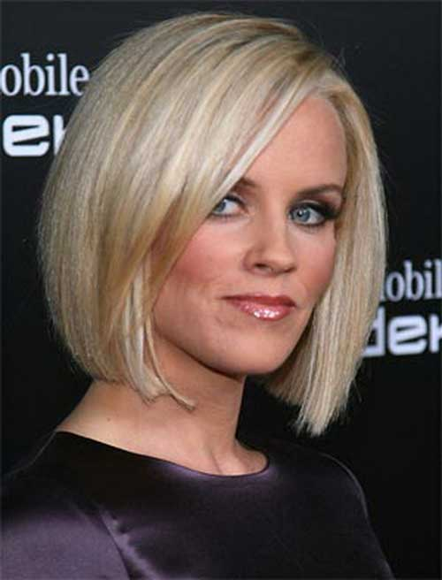 Medium to Short Fine Bob Haircuts