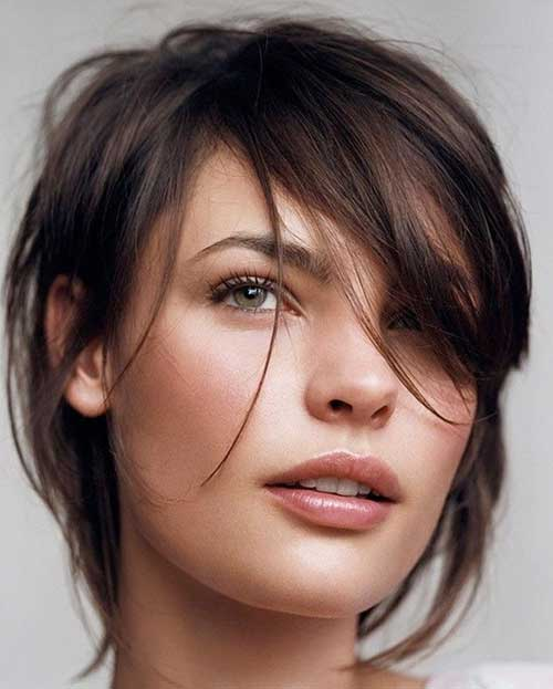 Phenomenal 15 Best Messy Hairstyles For Short Hair Short Hairstyles Short Hairstyles Gunalazisus