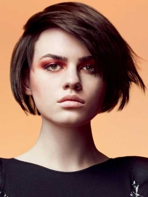 Modern Short Choppy Haircuts