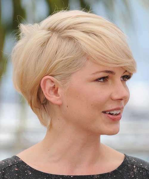 Modern Short Fine Hair 2014