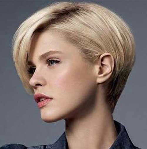 Modern Ladies Short Haircuts 2014