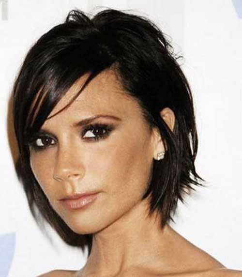 Modern Short Layered Hair 2015