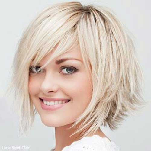 Pictures of Short Choppy Bob Hair