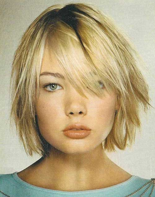 Pictures of Short Layered Hair Cuts