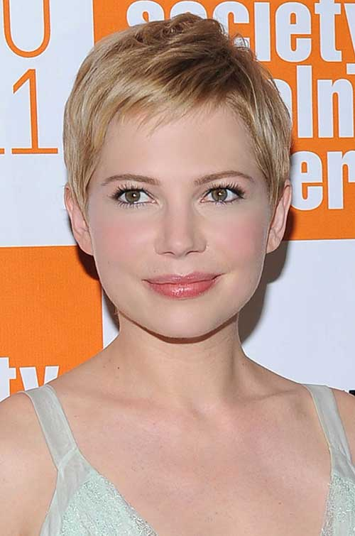 Pictures of Very Short Pixie Hairstyles
