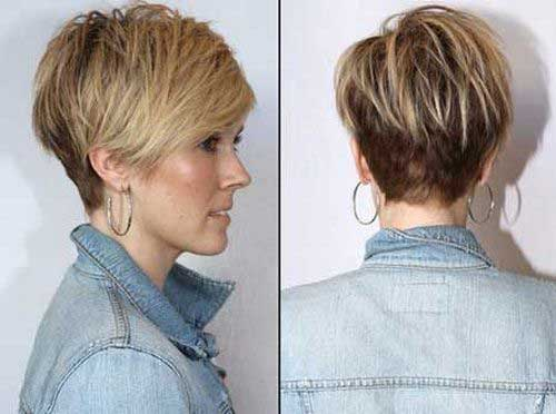 Pixie Bob Short Haircuts 2015