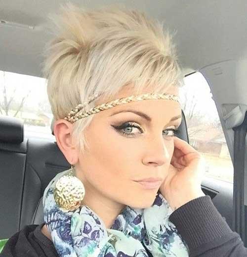 Pixie-Cut-Headband