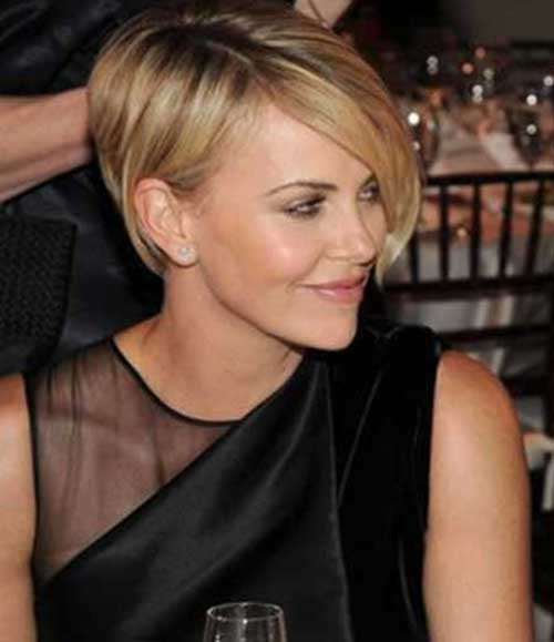 Straight Pixie Cuts for Women