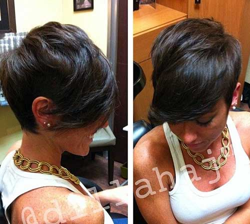 Pixie Short Hair Cuts Styles Women
