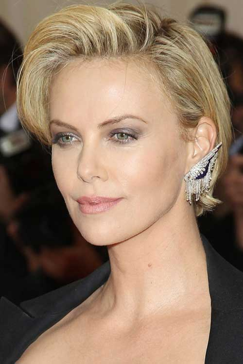Short Blonde Hairstyles 2015 Trend
