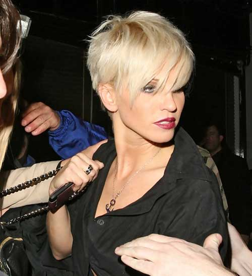 Short Blonde Hairstyles Trends 2015