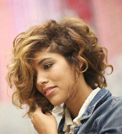 Remarkable 30 Curly Short Hairstyles 2014 2015 Short Hairstyles Short Hairstyles For Black Women Fulllsitofus