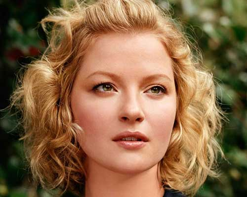 Incredible 10 Short Curly Haircuts For Round Faces Short Hairstyles Short Hairstyles Gunalazisus