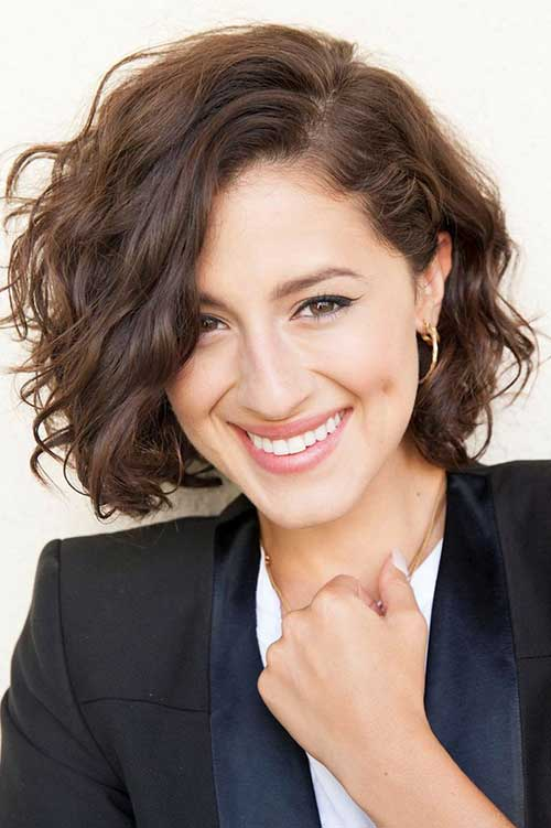 40 Best Short Curly Hairstyles for Women | Short Hairstyles ...