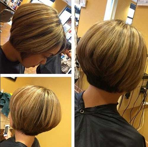 Short Cut for Thick Bob Hairstyles