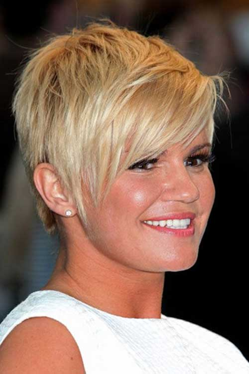 Short Cute Pixie Haircuts 2015