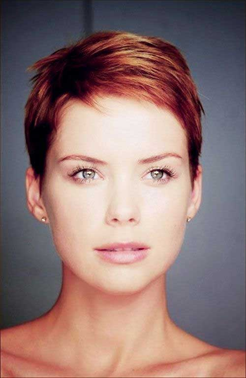 Short Cuts for Fine Pixie Hair