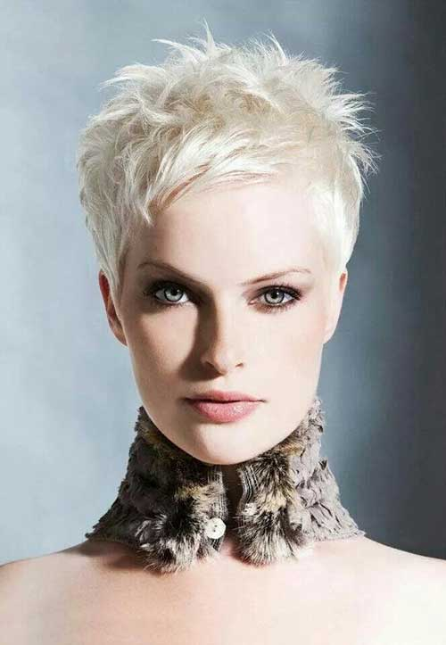 Cool Short Funky Pixie Cuts