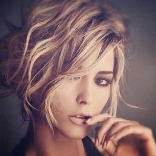 Short Wavy Hair 2014 Trends
