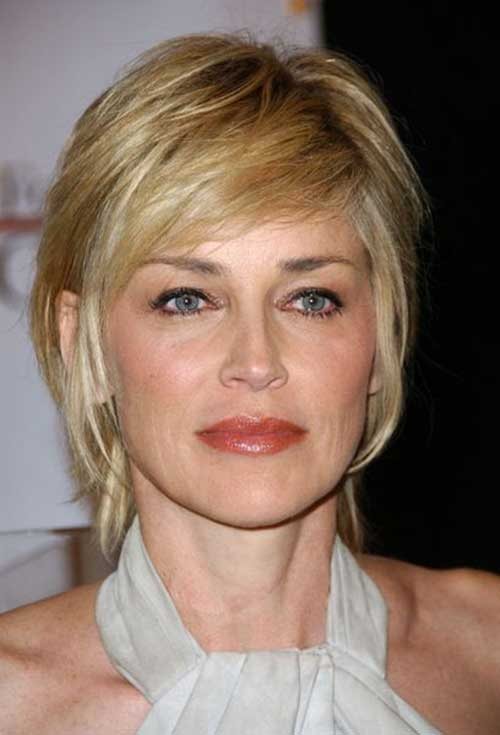 Awe Inspiring 15 Short Hairstyles For Straight Fine Hair Short Hairstyles Short Hairstyles Gunalazisus