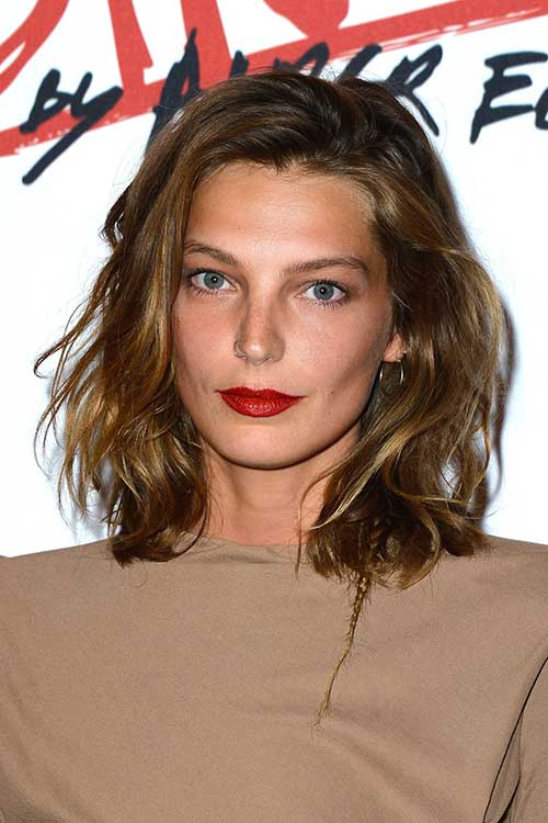 Short to Mid Hair for Wavy Hair