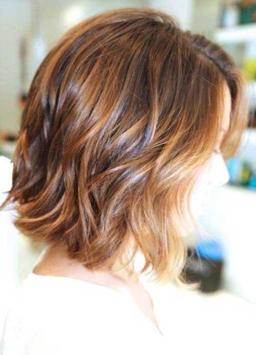 Short-Haircuts-Idea-Wavy-Hair