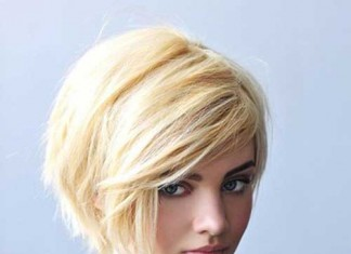 Short Haircuts for Women with Thick Blonde Hair
