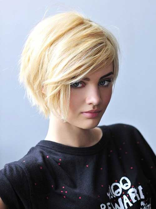 Cool 10 Short Haircuts For Women With Thick Hair Short Hairstyles Short Hairstyles Gunalazisus
