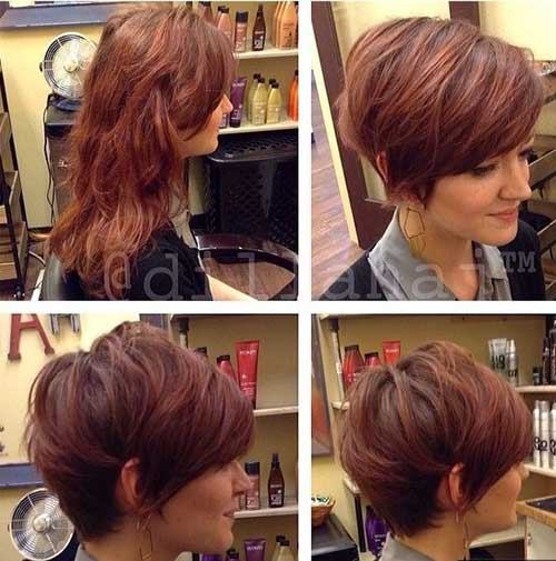 New Short Hairstyles 2015