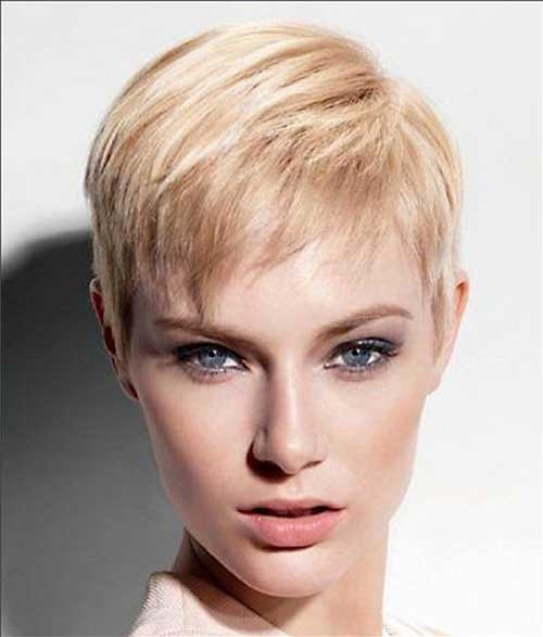 Awe Inspiring 15 Short Haircuts For Women With Fine Hair Short Hairstyles Short Hairstyles For Black Women Fulllsitofus