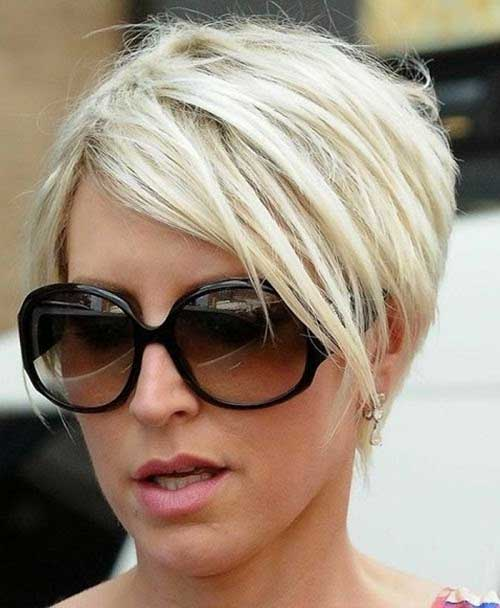 Short Inverted Cuts for Fine Hairstyles