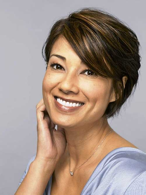 Short Layered Cuts for Fine Hair Ideas