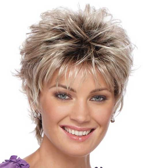 Short Pixie Cuts 2015