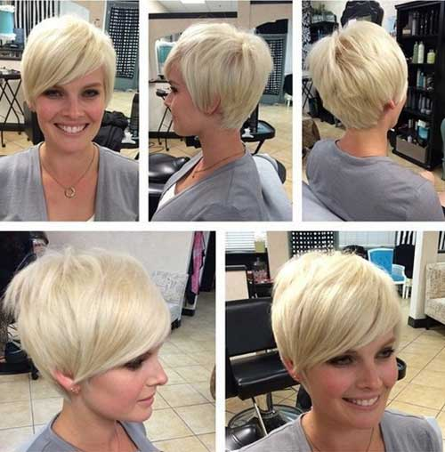 Nice Short Pixie Cuts 2015