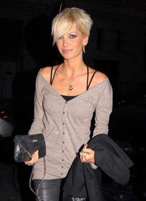 Short Pixie Fine Haircut Ideas