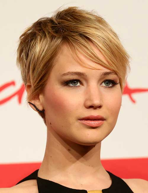 Short Pixie Hairstyles Trends 2015