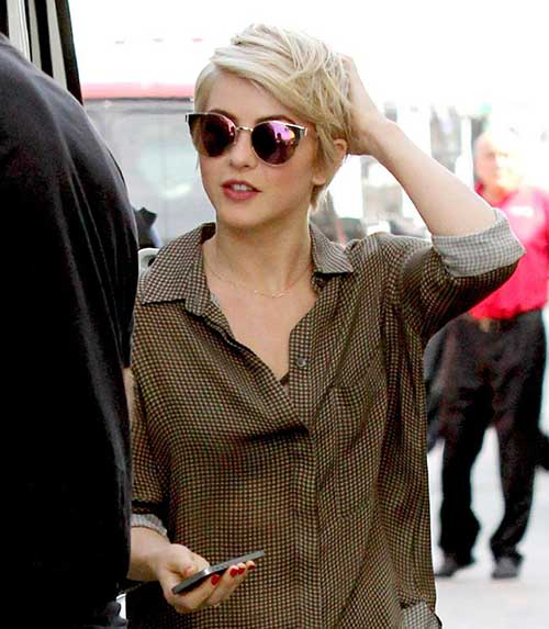 Best Short Pixie Hair Trends 2014
